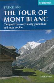 The tour of mont blanc - Couverture - Format classique