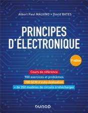 Principes d'électronique (9e édition) - Couverture - Format classique