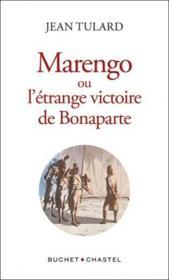 Marengo ou l'étrange victoire de Bonaparte - Couverture - Format classique