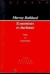 Economistes et charlatans - Couverture - Format classique