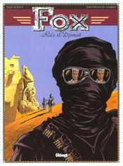 Fox t.3 ; Raïs el Djemat - Intérieur - Format classique