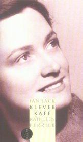 Klever Kaff, Kathleen Ferrier - Intérieur - Format classique