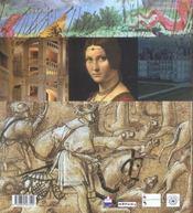 De l'italie a chambord francois 1er et la chevauchee des princes francais - 4ème de couverture - Format classique