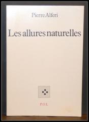 Les allures naturelles - Couverture - Format classique