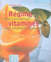 Regimes vitamines - Intérieur - Format classique