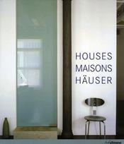 Houses maisons häuser - Intérieur - Format classique