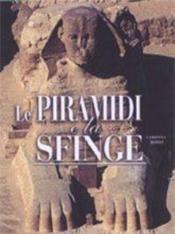 Les pyramides et le sphinx - Couverture - Format classique