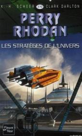 Perry Rhodan t.270 ; les stratèges de l'univers - Couverture - Format classique