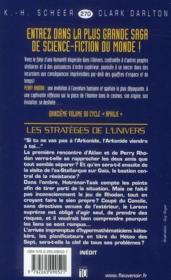 Perry Rhodan t.270 ; les stratèges de l'univers - 4ème de couverture - Format classique