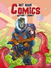 Art book comics - Couverture - Format classique