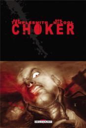 Chocker - Couverture - Format classique