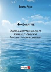 Homéopathie - Couverture - Format classique