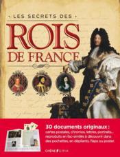 Les secrets des Rois de France - Couverture - Format classique