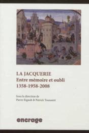 Jacquerie (La) - Couverture - Format classique