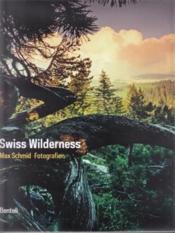 Swiss wilderness - allemand/anglais - Couverture - Format classique