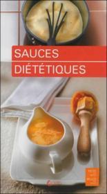 Sauces diététiques - Couverture - Format classique
