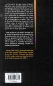 Le soldeur - 4ème de couverture - Format classique