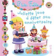 Juliette fête son anniversaire - Couverture - Format classique