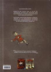 Bob et Bobette ; Amphoria t.2 ; Jérusalem - 4ème de couverture - Format classique