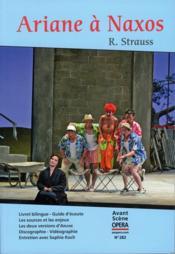 L'avant-scène opéra N.282 ; Ariane à Naxos - Couverture - Format classique