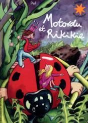 Motordu et rikikie - Couverture - Format classique