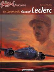 Biggles raconte... t.7 ; la légende du général Leclerc - Intérieur - Format classique