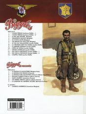 Biggles raconte... t.7 ; la légende du général Leclerc - 4ème de couverture - Format classique