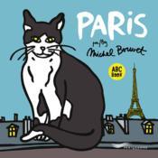 Paris ; ABC book - Couverture - Format classique