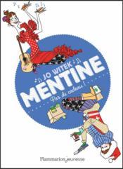 Mentine T.3 ; pas de cadeau ! - Couverture - Format classique
