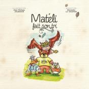 Matéli fait son tri - Couverture - Format classique