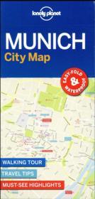 City map ; Munich (édition 2017) - Couverture - Format classique