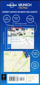 City map ; Munich (édition 2017) - 4ème de couverture - Format classique