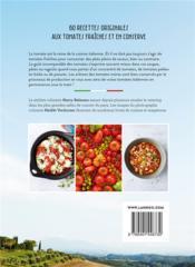 Italia al pomodoro - 4ème de couverture - Format classique