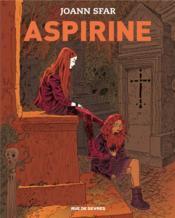 Aspirine T.1 - Couverture - Format classique