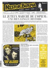 Journal de Nestor Burma ; corrida aux Champs Elysées N.2 - Couverture - Format classique
