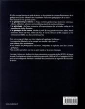 Geologie, 2e ed. - 4ème de couverture - Format classique