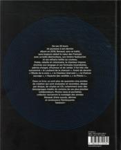 Renaud, l'intégrale ; l'histoire de tous ses disques - 4ème de couverture - Format classique