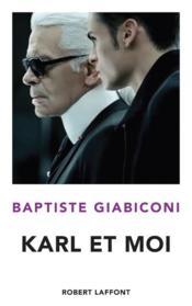Karl et moi - Couverture - Format classique