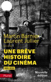 Une brève histoire du cinéma : 1895-2020 - Couverture - Format classique