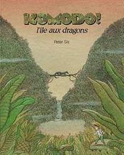 Komodo, l'île aux dragons - Intérieur - Format classique