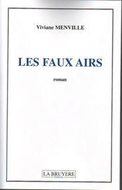 Les faux airs - Intérieur - Format classique