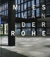 Mies van der Rohe - Intérieur - Format classique