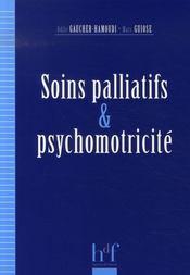 Soins palliatifs et psychomotricité - Intérieur - Format classique