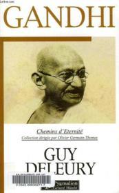 Gandhi - Couverture - Format classique