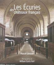 Les écuries de châteaux français - Intérieur - Format classique