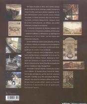 Les écuries de châteaux français - 4ème de couverture - Format classique