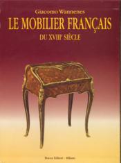 Mobilier francais du xviiie siecle - Couverture - Format classique