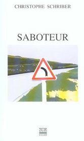 Saboteur - Intérieur - Format classique