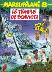Marsupilami t.8 ; le temple de Boavista - Intérieur - Format classique