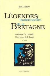 Légendes traditionnelles de la Bretagne - Intérieur - Format classique